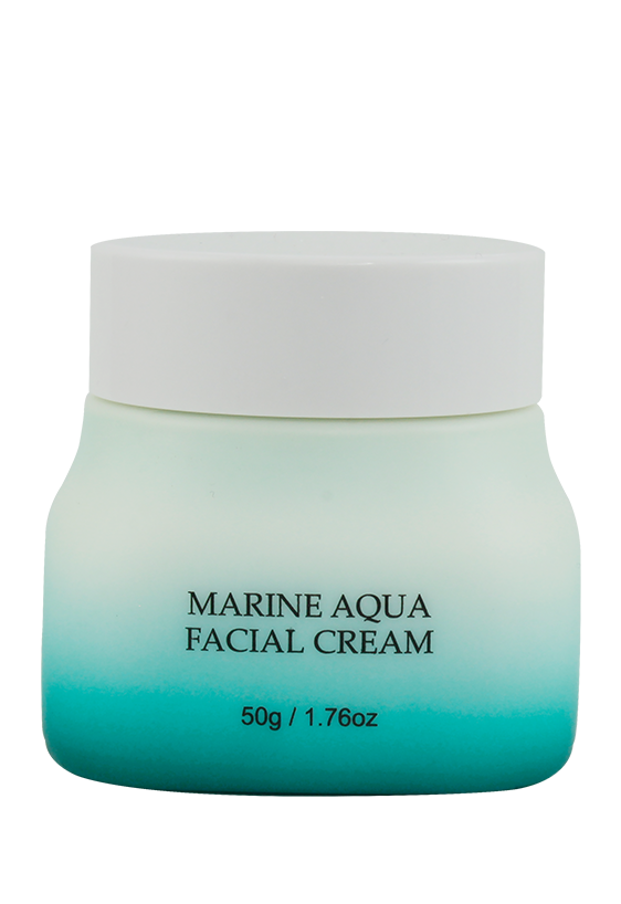 Marine Aqua Facial Cream Front