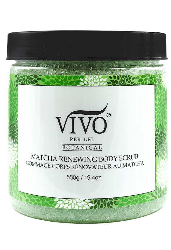 Matcha Renewing Body Scrub